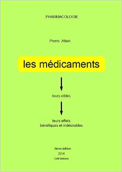 "Premi�re page 4�me �dition ""Les m�dicaments"""